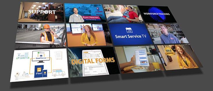 smart service tv