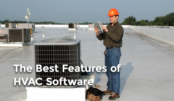 best features hvac service software