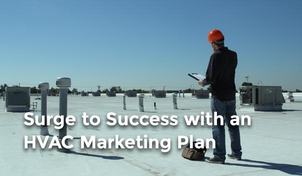 hvac marketing plan